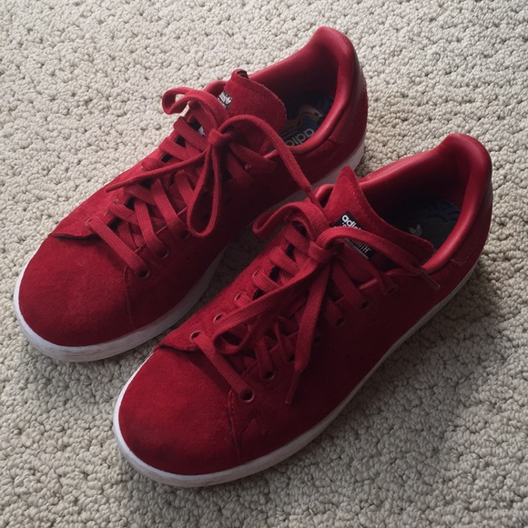 stan smith suede trainers| Promo code